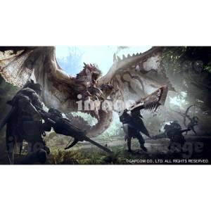 Monster Hunter: World - Official Hunting Data [Guide book / Artbook]