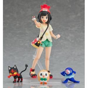 Pokémon Sun and Moon - Fujima Mizuki / Selene [Figma 371]