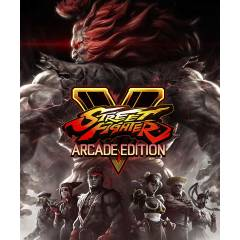 STREET FIGHTER V ARCADE EDITION [PS4]