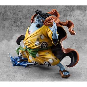 One Piece - SA-MAXIMUM Jinbei Limited Edition [Portrait.Of.Pirates]
