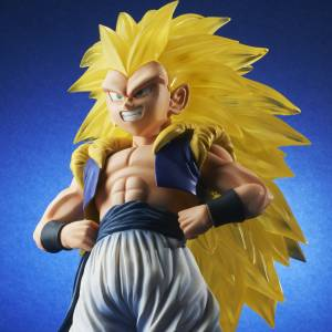 Dragon Ball Z - Gotenks - Super Saiyan 3 Limited Edition [Gigantic Series]