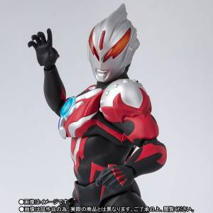 Ultraman Orb Thunder Breastar Limited Edition [SH Figuarts]