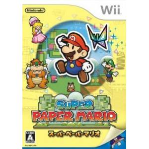 Super Paper Mario [Wii - Occasion BE]