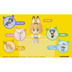Kemono Friends 8 Pack BOX [Putitto]