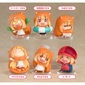 Himouto! Umaru-chan - Trading Figures Vol.2 8 Pack BOX [Good Smile Company]