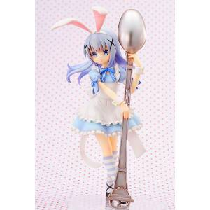 Is the order a rabbit?? - Chino Alice style Reissue [Aquamarine]