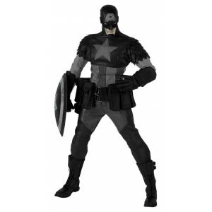MARVEL - NIGHT MISSION CAPTAIN AMERICA [ThreeA]