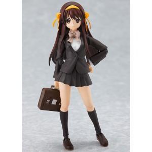 Haruhi Suzumiya - Kouyou Academy Uniform ver. [Figma 077]