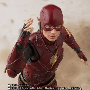 JUSTICE LEAGUE - The Flash Limited Edition [SH Figuarts]