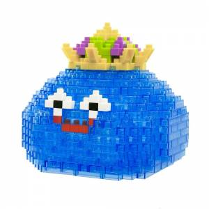 Dragon Quest - King Slime [Nanoblock]