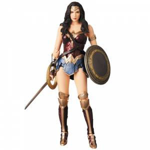 JUSTICE LEAGUE - Wonder Woman [MAFEX No.060]
