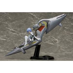 Neon Genesis Evangelion - Rei Ayanami with Entry Plug Interior [Box Sunfade] [Uplark]