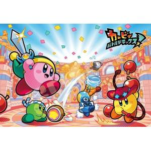 Kirby Battle Deluxe! (Jigsaw Puzzles) [Goods]