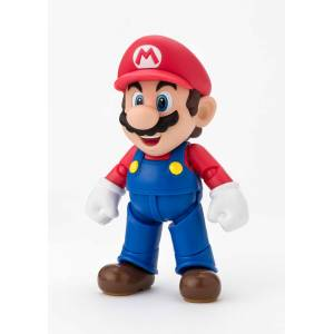 Super Mario - Mario (New Package Ver.) [SH Figuarts]