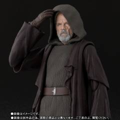 Star Wars THE LAST JEDI - Luke Skywalker Limited Edition [SH Figuarts]