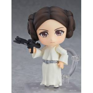 FREE SHIPPING - Star Wars Episode 4: A New Hope - Princess Leia [Nendoroid 856]