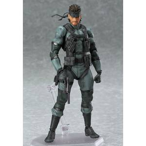 Metal Gear Solid 2: Sons of Liberty - Solid Snake Reissue [Figma 243]