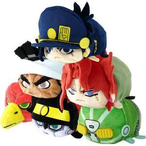 JoJo's Bizarre Adventure Stardust Crusaders - PoteKoro Mascot 6 Pack BOX [Plush Toys]