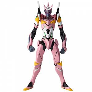 EVANGELION EVOLUTION EV-013 EVA-08 beta Production Model (WILLE Custom) [Legacy of Revoltech]
