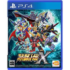 Super Robot Wars X - Standard Edition [PS4]
