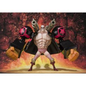 One Piece Film Z - Luffy & Chopper & Franky Set Combat Outfit Ver. - Limited Edition  [Figurearts Zero]