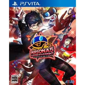 Persona 5 Dancing Star Night - Standard Edition [PSVita]