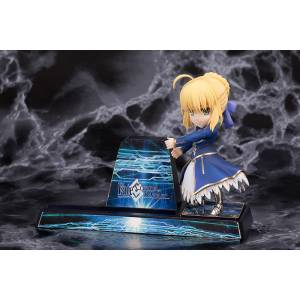 FREE SHIPPING - Smartphone Stand Bishoujo Character Collection No.17 Fate/Grand Order - Saber/ Altria Pendragon [PULCHRA]
