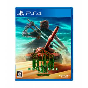 METAL MAX Xeno - Standard Edition [PS4]