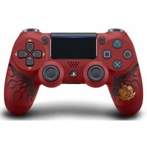 NEW DualShock 4 MONSTER HUNTER: WORLD LIOLAEUS EDITION (CUHJ-15008) [Playstation 4 / Sony]