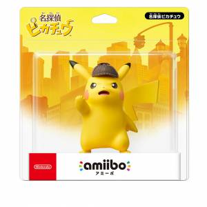Amiibo Detective Pikachu [3DS /Switch]