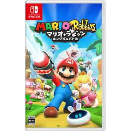 Mario + Rabbids Kingdom Battle [Switch]