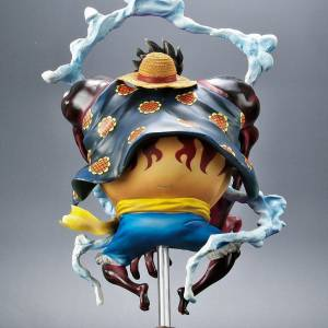 One Piece - Monkey D. Luffy Gear Fourth Leo Bazooka ver. Premium Bandai limited [One Piece Archive Collection]