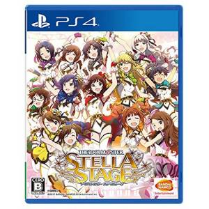 The Idolmaster Stella Stage [PS4 - Used Good Condition]