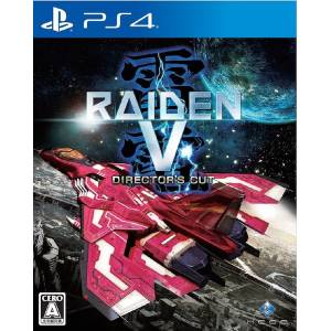 Raiden V Director's Cut - Standard Edition [PS4-Used]