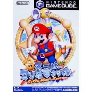 Super Mario Sunshine [NGC - occasion BE]