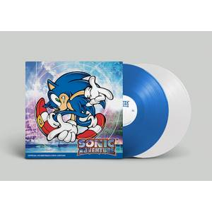 SONIC ADVENTURE OFFICIAL SOUNDTRACK VINYL EDITION [OST]