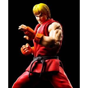 Street Fighter IV - Ken Masters [SH Figuarts]