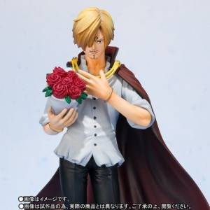 One Piece - Sanji Whole Cake Island ver. Limited Edition [Figuarts ZERO]