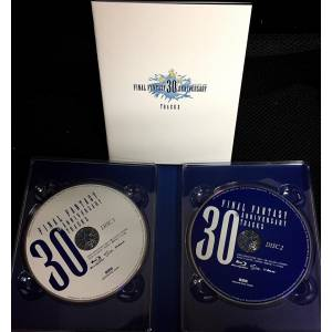 FINAL FANTASY 30th Anniversary Tracks 1987-2017 [OST]