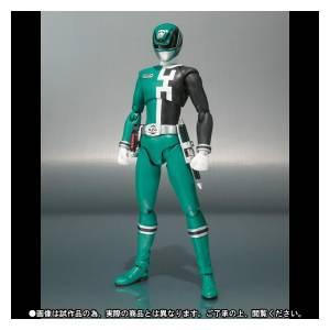 Dekaranger - Deka Green (Édition Limitée) [SH Figuarts]