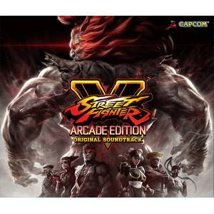 Street Fighter V Arcade Edition Original Soundtrack [OST]