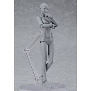 figma archetype next: she - gray color ver. reissue [Figma03♀]