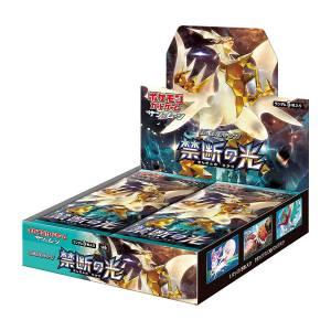 "Pokemon Card Game Sun & Moon - Expansion Pack ""Kindan no Hikari"" 30 Pack BOX [Trading Cards]"