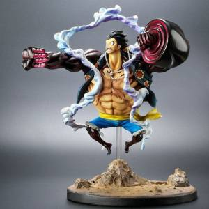 One Piece - Monkey D. Luffy Gear Fourth, Kong Gun ver. Premium Bandai limited [One Piece Archive Collection]