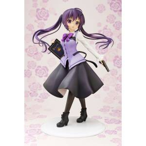 FREE SHIPPING - Is the order a rabbit?? - Rize (Cafe Style) [Plum]