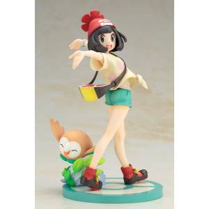 Pokemon Series - Selene with Rowlet / Mizuki with Mokuroh [ARTFX J]