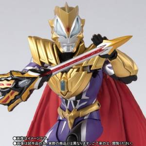 FREE SHIPPING - Ultraman Geed Royal Megamaster Limited Edition [SH Figuarts]
