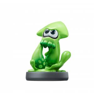Amiibo Ika / Squid - Splatoon series Ver. [Wii U]