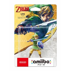 Amiibo Link (Skyward Sword ver.) - The Legend of Zelda series [3DS]