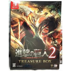Shingeki no Kyojin 2 / Attack on Titan 2 - Treasure Box [Switch]